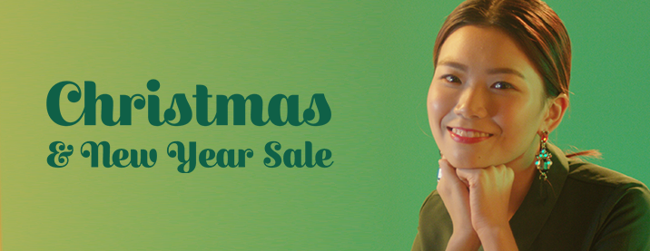 Christmas New Year Sales