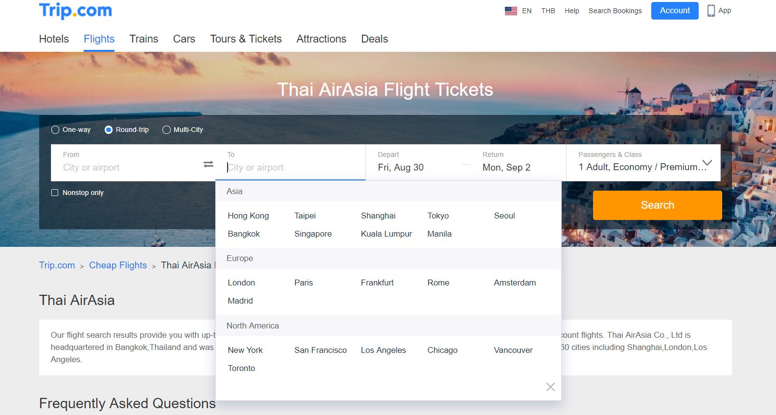 air asia trip.com
