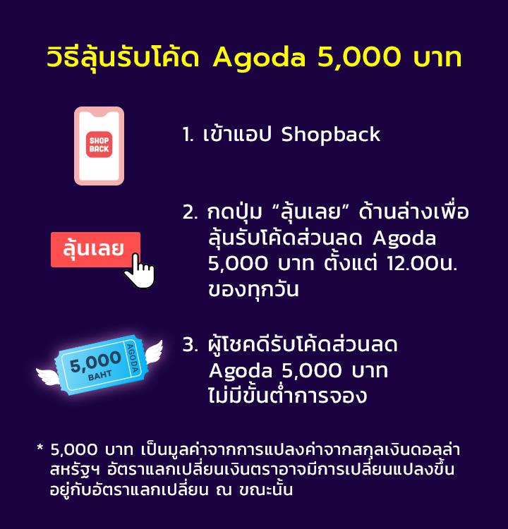 HIW Agoda 5,000