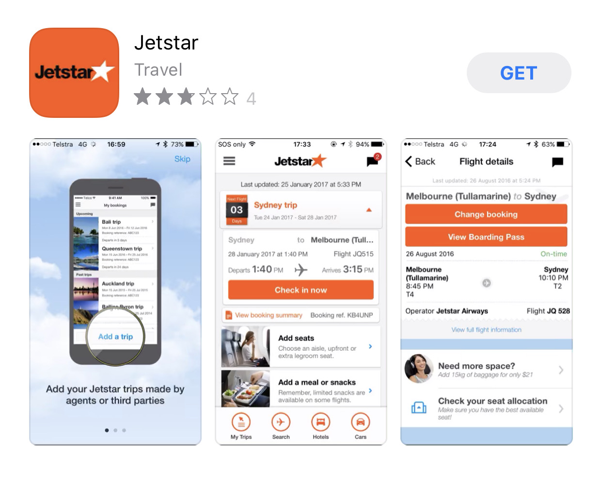 Jetstar Asia - ShopBack