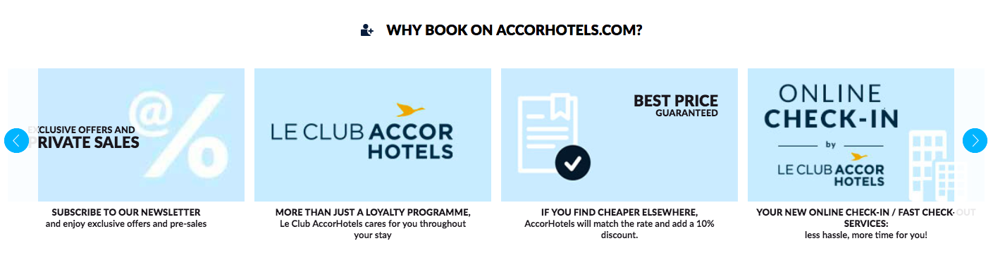 Accor Hotels 11.11
