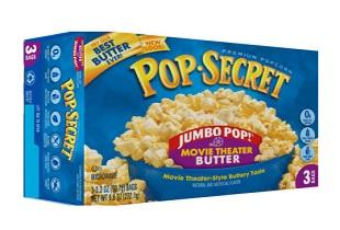 โปรโมชั่น JD Central 12.12 ฺช้อป Popcorn Pop Secret ในราคาพิเศษ เพียง 160 บาท เท่านั้น