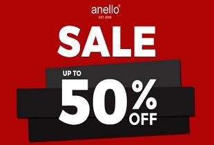 Promotion Anello Sale กระเป๋า Anello ลดสูงสุด 50%