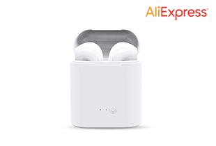 M&J i7s TWS Mini Wireless Bluetooth Earphone