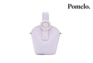 Premium Leather Ring Cross Body Bag