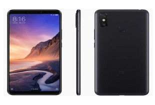 JD Central ลดราคา Xiaomi Mi Max 3 ลด 14% + คูปองลดเพิ่มอีก 6% ราคาเพียง 8,590 บาท เท่านั้น