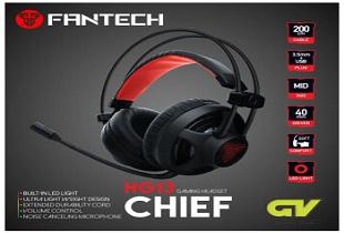 ส่วนลด JD Central ช้อป หูฟัง FANTECH HG13 CHIEF Stereo Headset for Gaming ในราคาพิเศษ 550 บาท