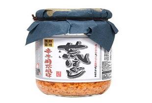 Promotion Shopee เนื้อปลาแซลมอลผสมไข่กุ้ง 140 กรัม จากญี่ปุ่น ลดราคาเหลือเพียง 250 บาท