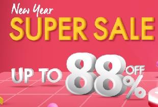 Konvy New Year Super Sale บิวตี้ไอเทม ลดสูงสุด 80% วันนี้ - 31 ม.ค. 62 เท่านั้น