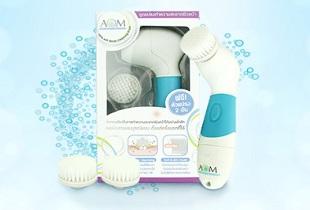 ส่วนลด Konvy Set AOM Ultra Soft Facial Cleansing Brush ลดราคาจาก 1,200 บาท เหลือเพียง 390 บาท วันนี้ - 20 ม.ค. 62 เท่านั้น