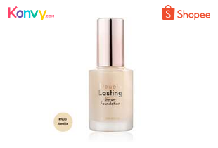 Etude House Double Lasting Serum Foundation