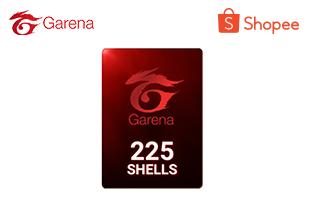 การีนาเชลล์ 225 Shells