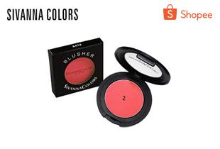 ของแท้* Sivanna Colors บลัชออน Blusher 847