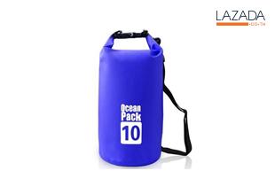 Waterproof Bag ความจุ 10 ลิตร