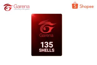 การีนาเชลล์ 135 Shells
