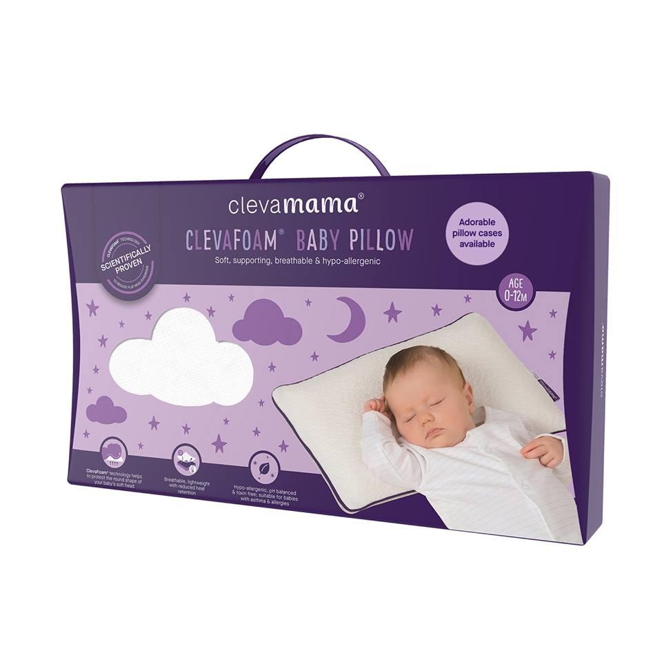 โปรโมชั้น Lazada สำหรับผลิตภัณฑ์ ClevaFoam Baby Pillow ที่ลดสูงสุดถึง 36%