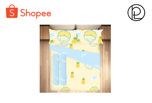Piggy's Summer Bedding Set_Super Pack (6ชิ้น)