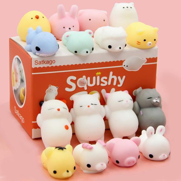 โปรโมชั่น Ebay ราคาพิเศษสำหรับของเล่นบีบ Squishy ที่เหลืองเพียงชิ้นละไม่เกิน150 บาท แถมมีให้เลือกหลากหลายรูปแบบ