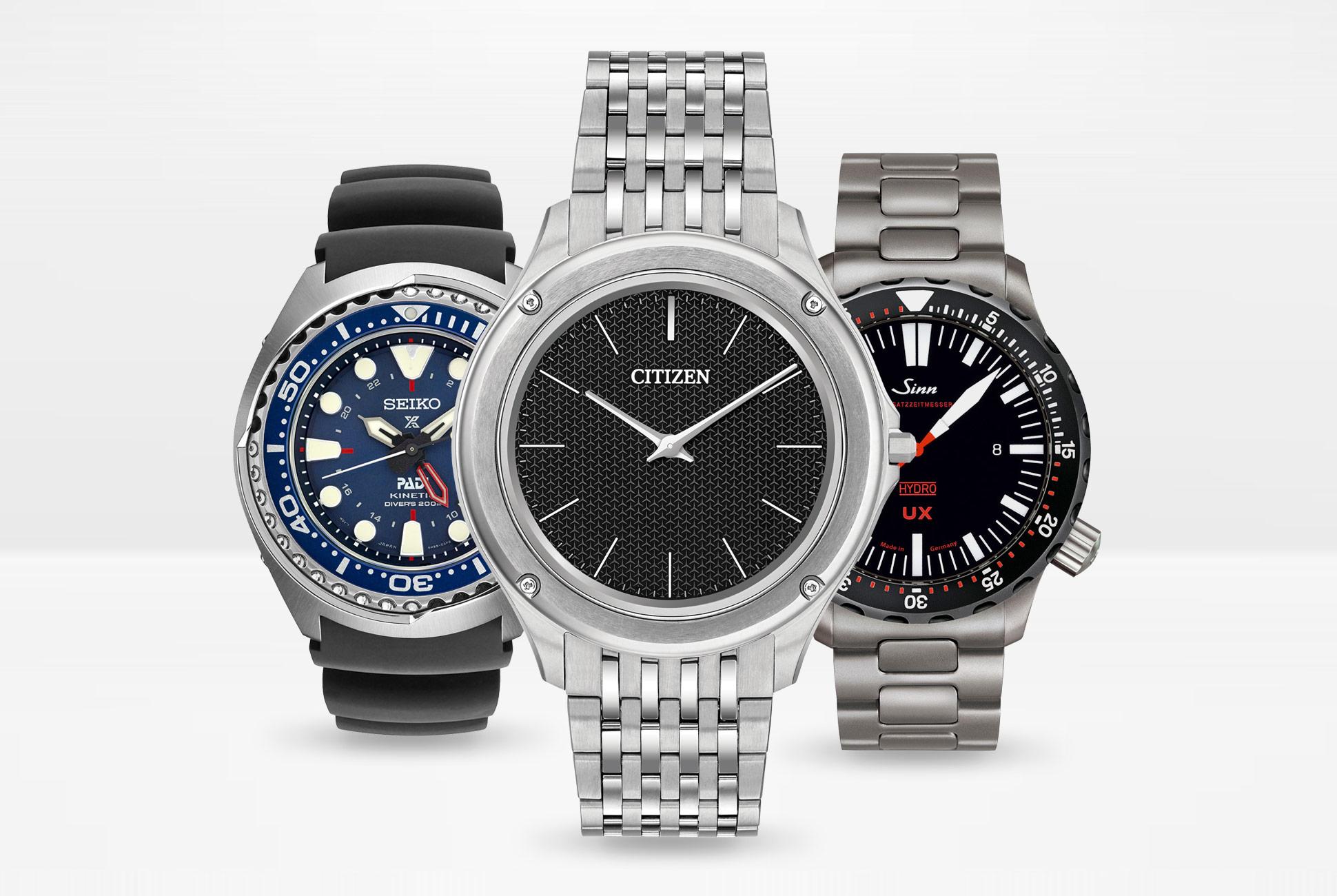นาฬิกาผู้ชายเข้าร่วมรายการโปรโมชั่นส่วนลด Ebay ราคาสบายกระเป๋าไม่เกิน 200บาท
