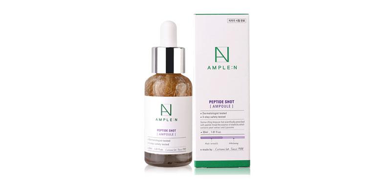 Skincare สุดคุ้มกับดีล konvy Coreana Lab Ample N ลดราคาเหลือเพียง 350 เท่านั้น ด่วน! ของแท้ 100%