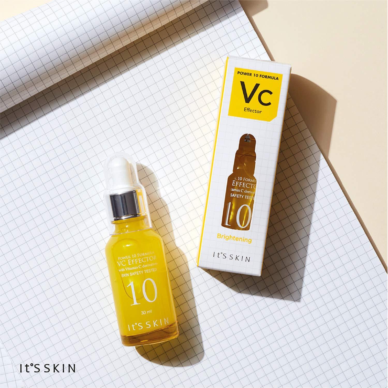 Skin Power 10 Formula VC Effector 30ml เซรั่มบำรุงผิวชื่อดัง ซื้อสุดคุ้มด้วยdeal konvy เหลือราคาสุดพิเศษ 379 ฿