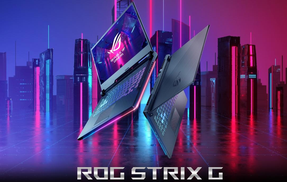 Notebook Asus ROG StrixG Advice ส่วนลด โน๊ตบุ๊คสำหรับเล่นเกมส์อย่างจริงจังในราคาสุดคุ้ม!!