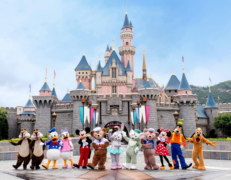 ส่วนลด airasia ทที่คุณสามารถจองตั๋ว Disneyland ที่ Hong Kong ในราคาสุดประหยัดเพียงแค่ 364.65 บาท