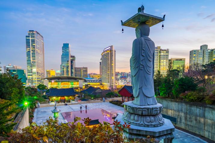 โปรโมชั่น Agoda จองโรงแรมที่โซล ประเทศเกาหลี รับส่วนลดสูงถึง 11% มีให้เลือกมากกว่า200โรงแรม