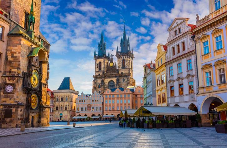 ส่วนลด Agoda ลดถึง 63% สำหรับโรงแรม 5 ดาวอย่าง Alcron Hotel Prague ในประเทศสาธารณรัฐเช็ก