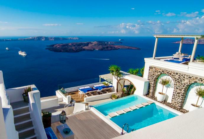 ดีล agoda จองโรงแรมหรือที่พักในซาโตรินี ได้รับส่วนลดสูงถึง 21 %