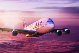 โปรโมชั่น รับเงินคืน เมื่อจองตั๋วบิน สายการบิน Qatar Airways จองเลย!