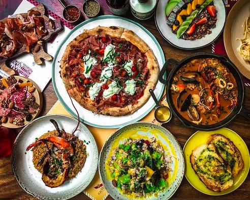โปรโมชั่น Foodpanda สำหรับร้าน Mozza by Cocotte ส่งฟรีตลอด! อีกทั้งเมื่อสั่งซื้อครบ 1,500 บาทรับฟรี  Caprese Mozza Style