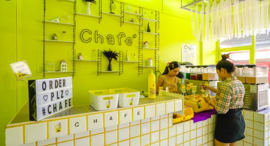ร้าน Chafe มาพร้อมส่วนลด Foodpanda ที่ลดทุกรายการสูงถึง 15%