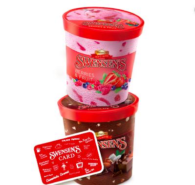 Swensen's (Big C Rama 4) จัด Special deal สำหรับโปรโมชั่น Foodpanda Set ลดชึดใหญ๋หัวใจว้าวุ่น