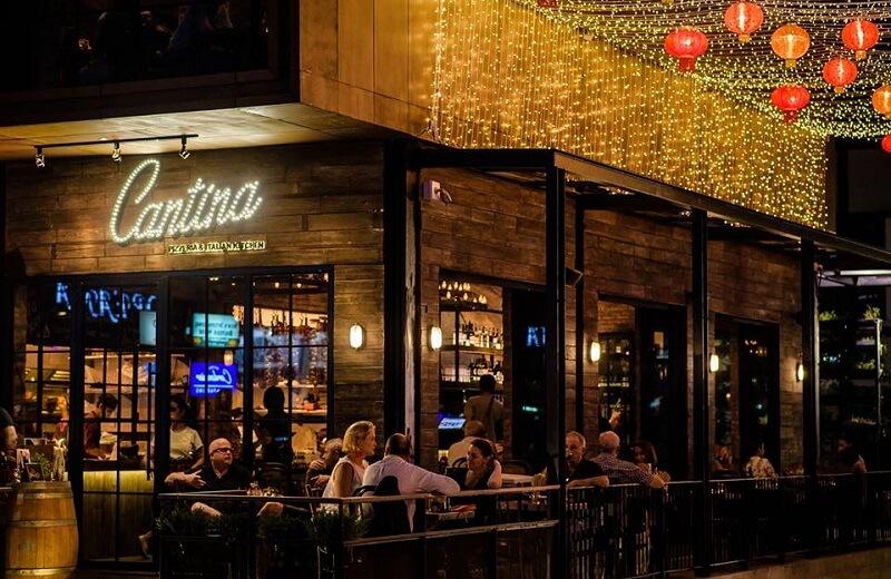 ร้าน Cantina Pizzeria & Italian Kitchen มาพร้อมโปรโมชั่น Foodpanda รับฟรี บราวนี่ เมื่อสั่งอาหารครบ 1,000 บาท