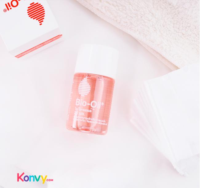 ส่วนลด Konvy สำหรับผลิตภัณฑ์ Bio Oil 25ml ที่ลดราคาเหลือ 119 บาท