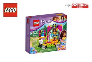 LEGO ตัวต่อเสริมทักษะ เลโก้ เฟรน แอนเดรีย มิวสิเคิล ดูเอ็ท รุ่น 41309