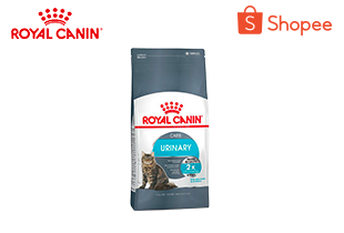 Royal Canin Urinary Care อาหารแมวโต ดูแลระบบทางเดินปัสสาวะ 400 กรัม