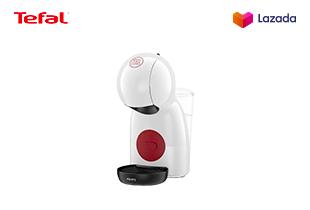 Krups Nescafe Dolce Gusto (NDG) เครื่องชงกาแฟชนิดแคปซูล Piccolo XS มี 2 สีให้เลือก KP1A0166 -Whiteและ KP1A0866 -Black