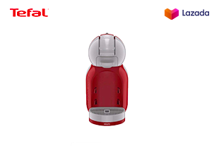Krups Nescafe Dolce Gusto (NDG) เครื่องชงกาแฟชนิดแคปซูล รุ่น MINI ME KP120566 -Red