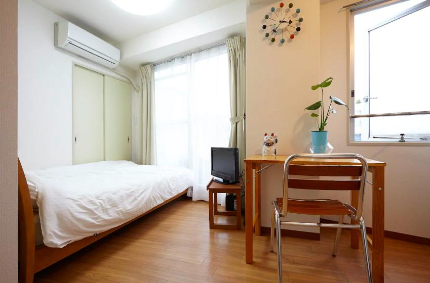 ที่พักแบบบ้านส่วนตัวแถบ shibuya มาพร้อมส่วนลด airbnb