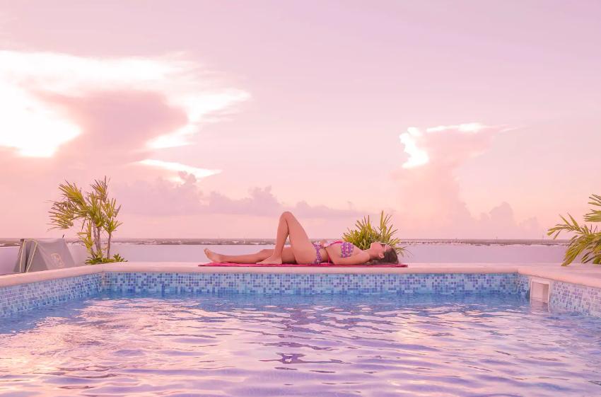 ที่พักในเมือง พลายา เดล คาร์เมน ประเทศเม็กซิโกมาพร้อมส่วนลด airbnb ในราคาเพียงแค่ 869 บาทต่อคืน