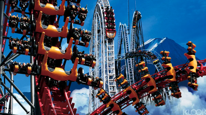 บัตรฟรีพาสเข้าสวนสนุกฟูจิคิวไฮแลนด์ (Fuji-Q Highland) มาพร้อม klook ส่วนลด เหลือเพียง 1,663 บาท