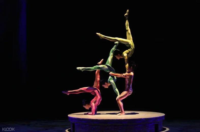 โปรโมชั่น บัตรเข้าชมการแสดงกายกรรม ERA Intersection of Time ในเซี่ยงไฮ้ ราคา 1,208 บาท จาก Klook