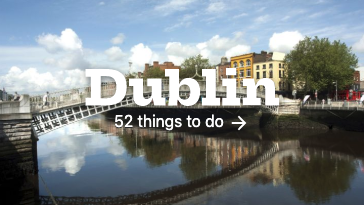 ที่พักกว่า 340 แห่งในเมือง Dublin กับ 137 ตัวเลือกสุดคุ้ม ราคาเริ่มต้นเพียง 1,900 บาท