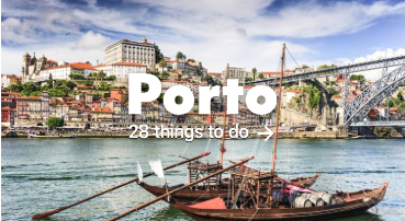 เมือง porto มาพร้อมส่วนลดสำหรับที่พักกว่า 950 แห่ง ที่ booking เขาจัดเตรียมไว้ให้