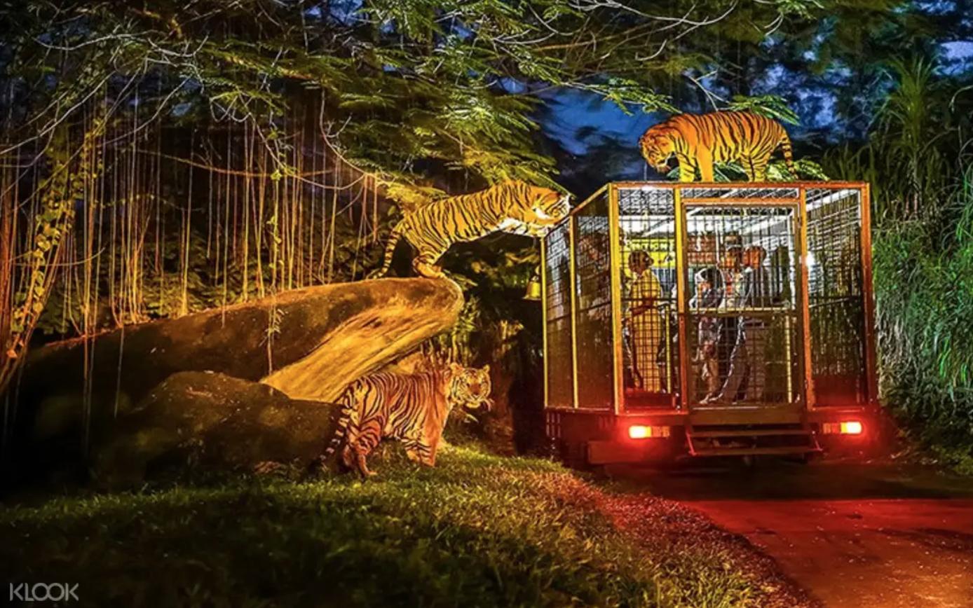 บัตรเข้า Bali Safari and Marine Park บาหลี จาก Klook ให้ส่วนลดกว่า 10% เหลือราคา 1,168 บาท