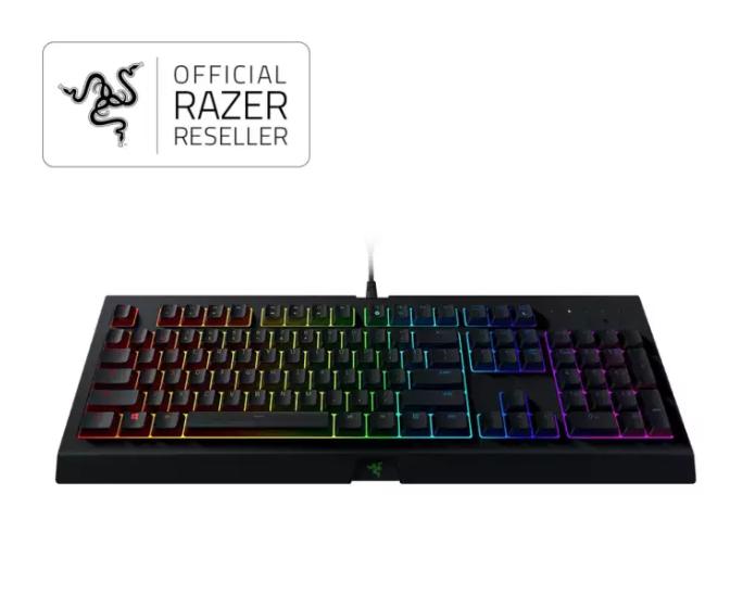 Razer Gaming Keyboard Cynosa Chroma มีส่วนลดจุใจจาก Lazada ถึง 33%