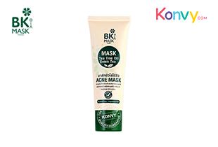BK มาสก์เพื่อผิวเนียนใส Mask Acne Oil Green Tea 35g