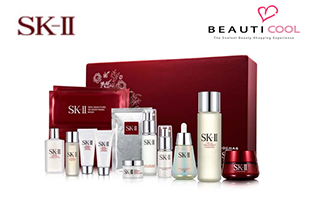 ผลิตภัณฑ์ทุกชิ้นจาก SK-II ลดสูงสุด 80%